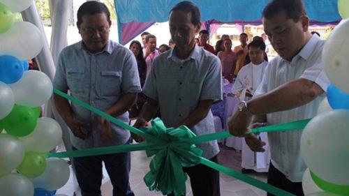 ARDCI Microfinance - Inaugurates New Building